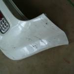 キューブ 板金塗装修理