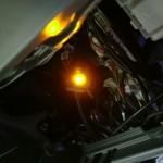 プリウス30 グローブボックス照明交換 (愛知県・岐阜県・三重県・名古屋)