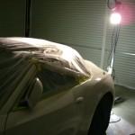 BMW Z4 磨き ガラスコーティング (愛知県・岐阜県・三重県・名古屋)