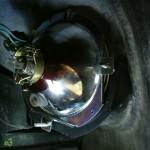 ロータス エリーゼ ヘッドライトブラケット交換 Part2 (愛知県・岐阜県・三重県・名古屋)
