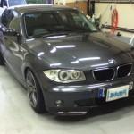BMW 116i(E87) コーティングメンテナンス ガラスコーティング(愛知県・岐阜県・三重県・名古屋)