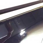 ヴェルファイア ガラスコーティング磨き