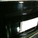 ユーコンデナリ ガラスコーティング磨き