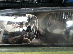 アコードワゴン ヘッドライト