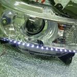スズキ パレットSW LEDテープ