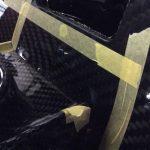 アルファロメオ4C ドライカーボン パーツ 取り付け 交換