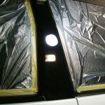 車 ガラスコーティング ヴェルファイア20系 ガラス 磨き