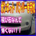 電気自動車 日産 リーフにプロテクションフィルム Part2 (愛知県・岐阜県・三重県・名古屋)