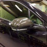 トヨタ C-HR カスタムはモデリスタだけじゃないグロスカーボンラッピング